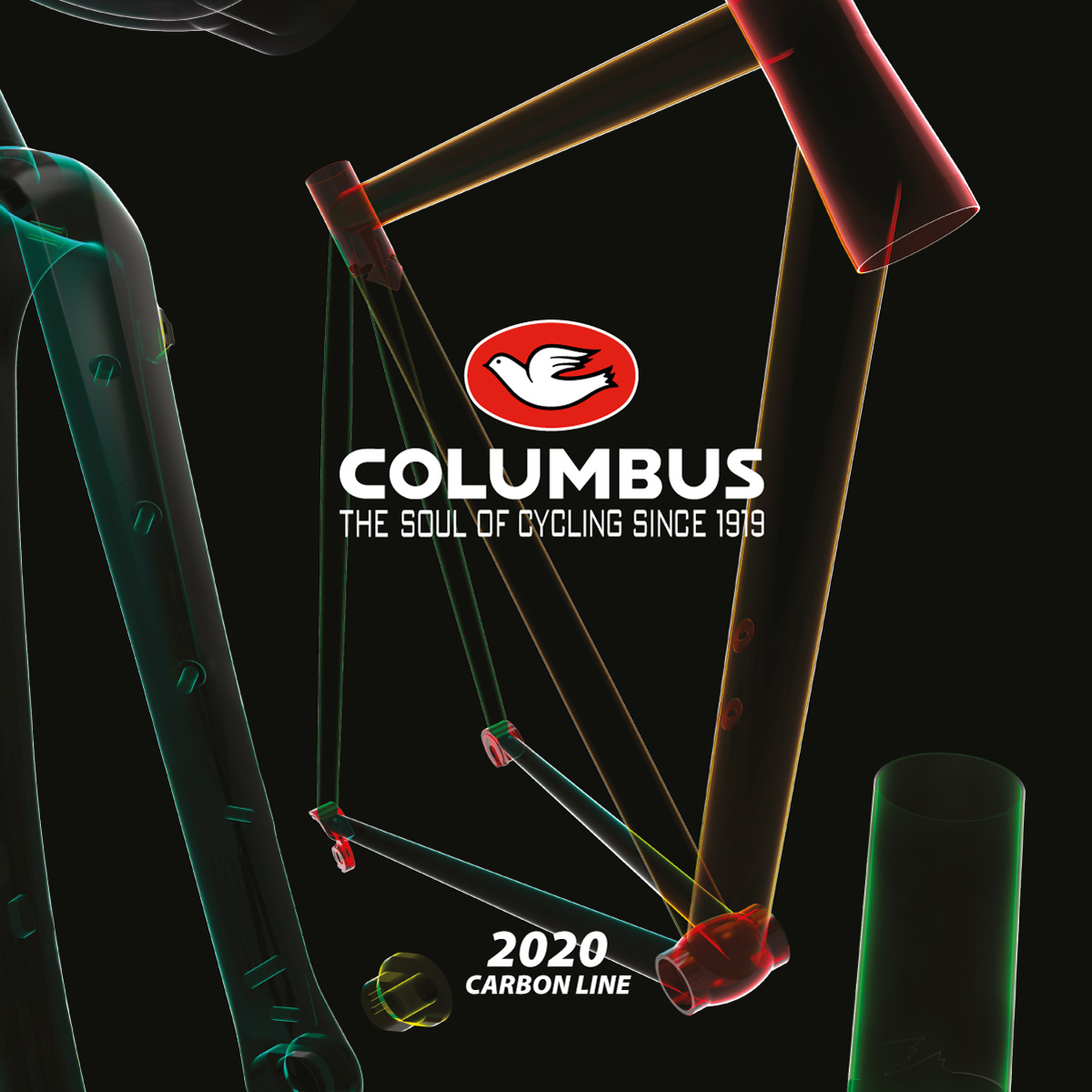 New Columbus 2020 Steel & Carbon Catalogues!