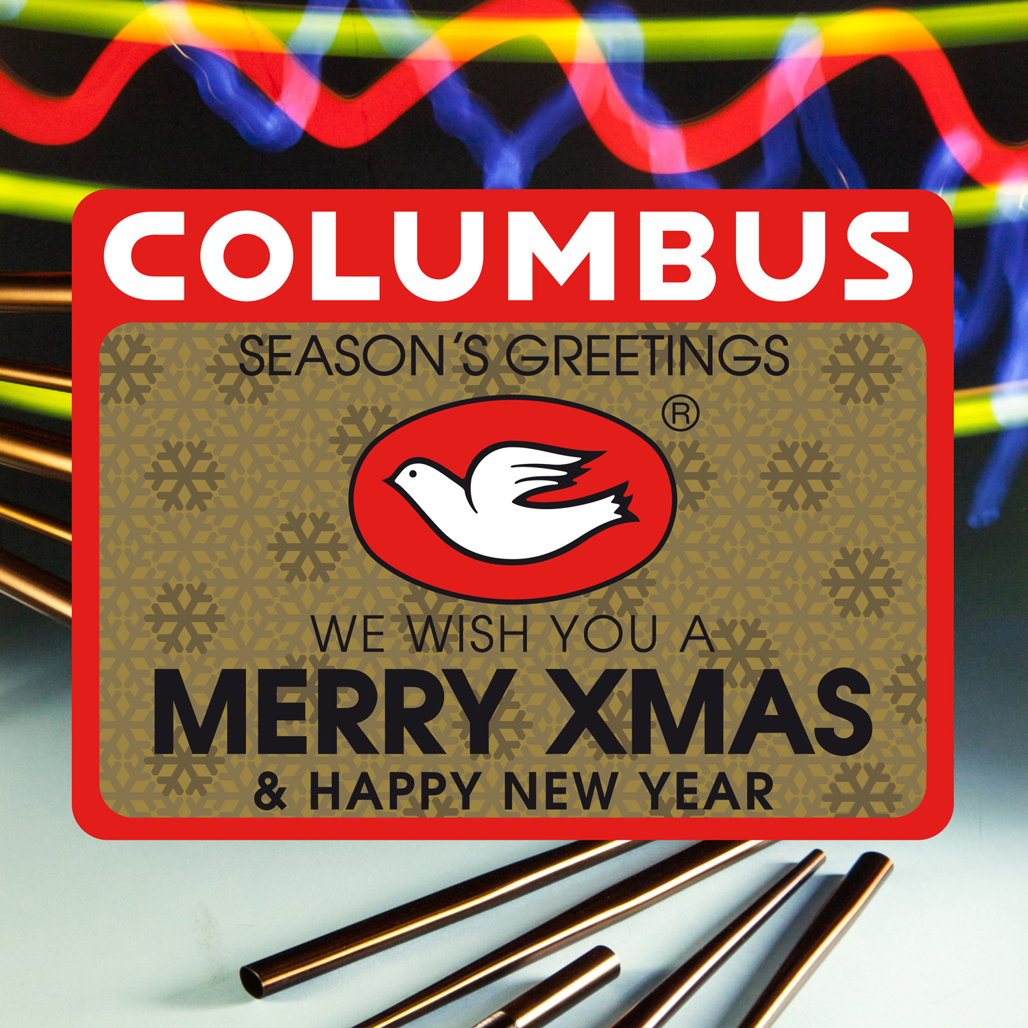 Merry Xmas from Columbus!