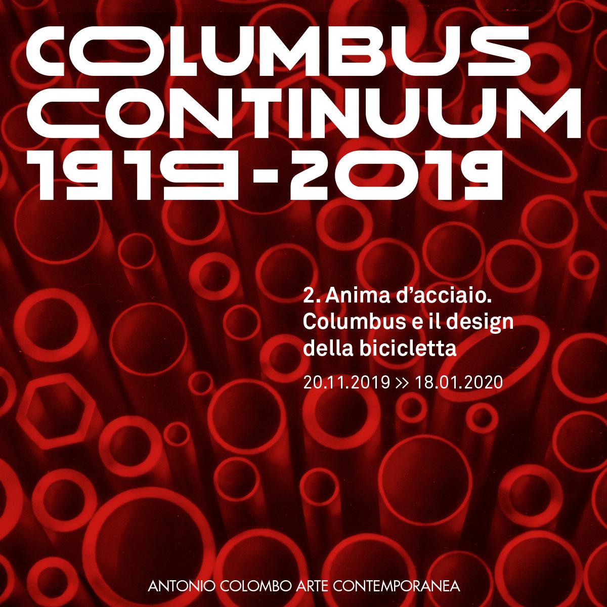 Columbus Continuum: Anima d'acciaio