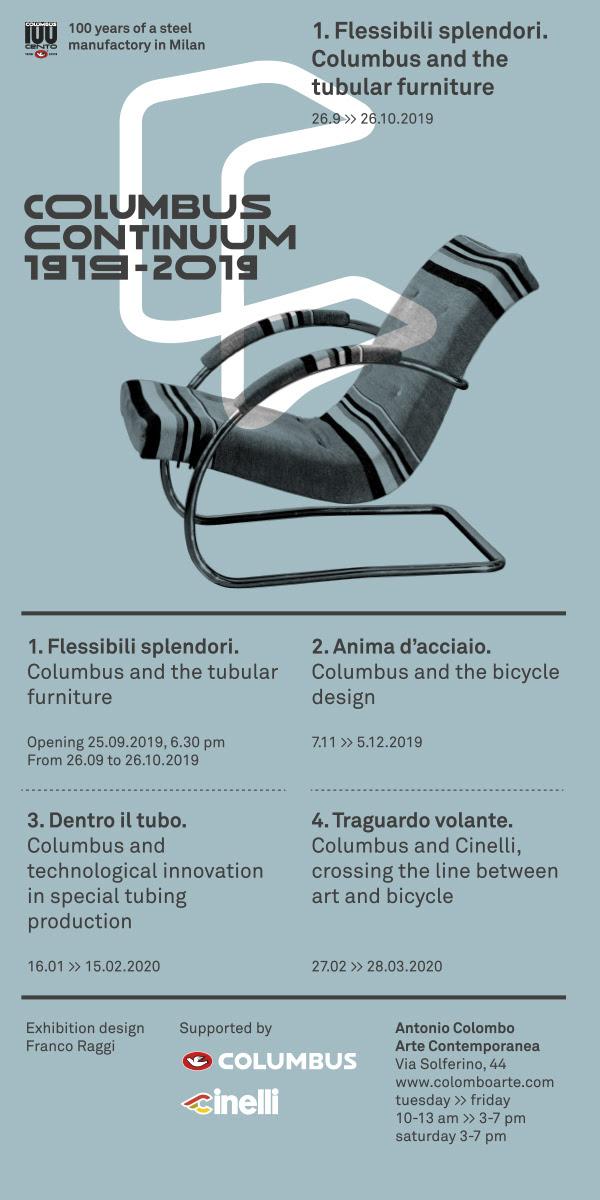 Columbus Continuum: Flessibili Splendori