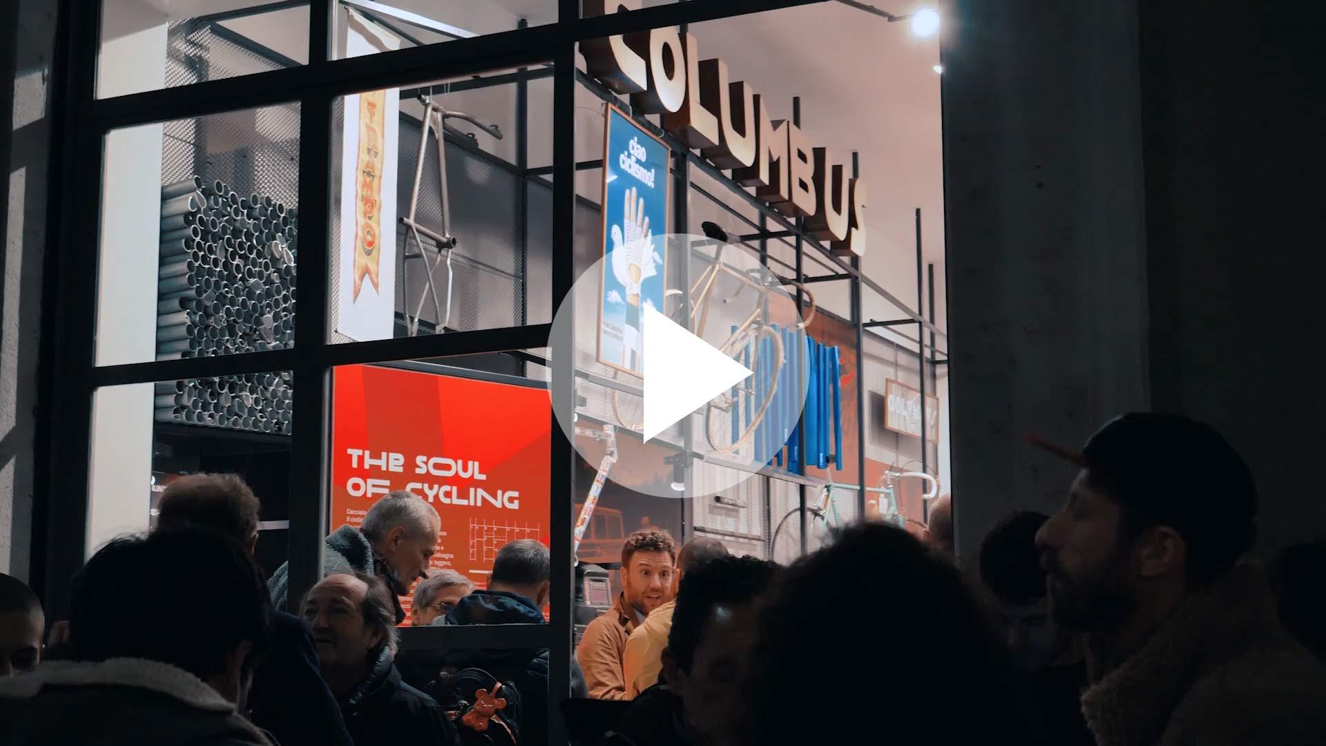 Columbus Continuum: Anima d'acciaio opening video