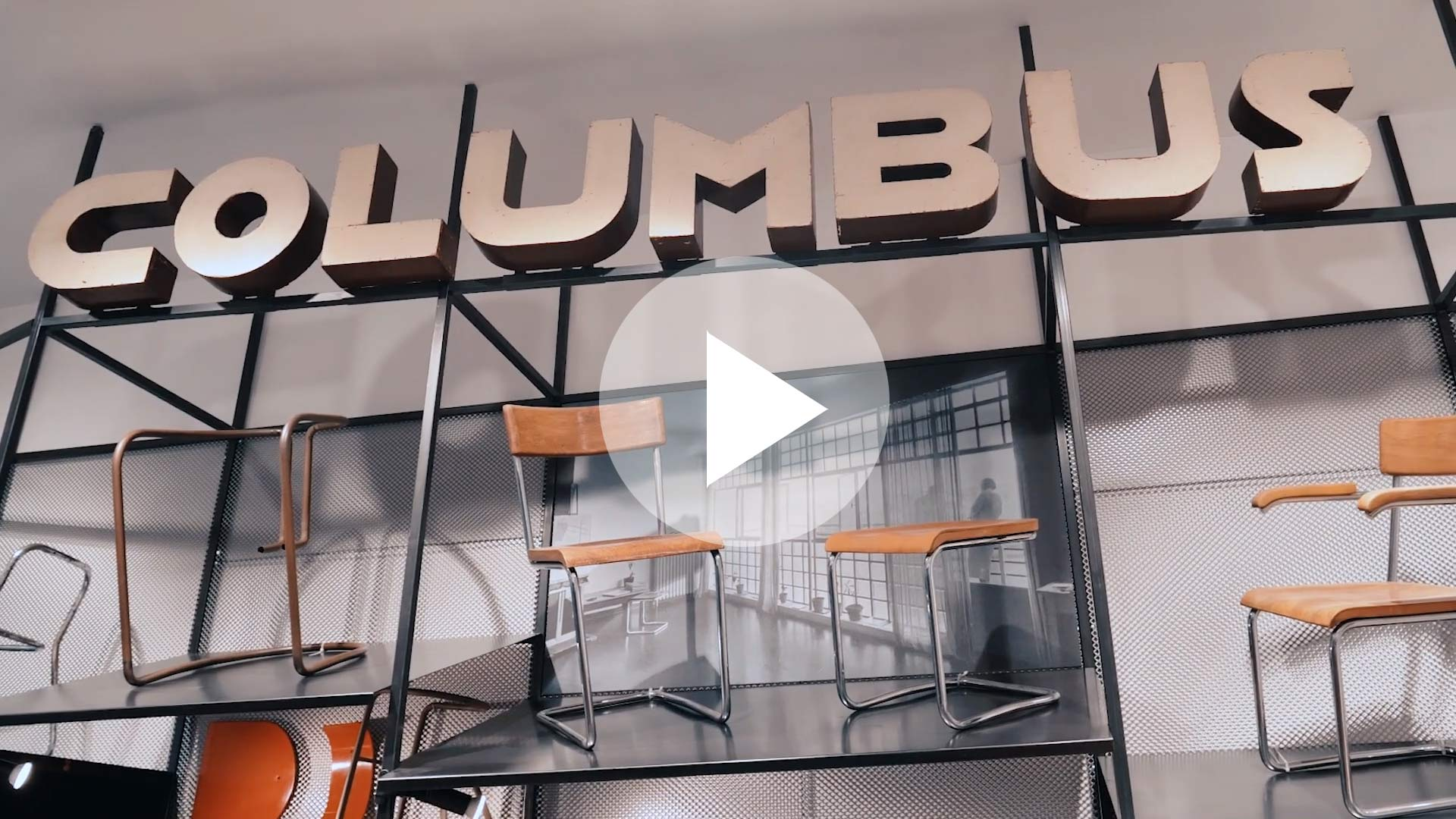 Columbus Continuum: Flessibili Splendori opening video